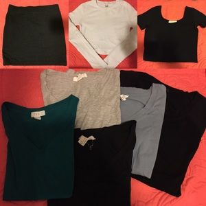 FOREVER 21 BASICS BUNDLE